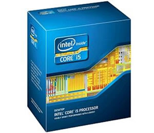 Intel I5 2500 Sandy Bridge