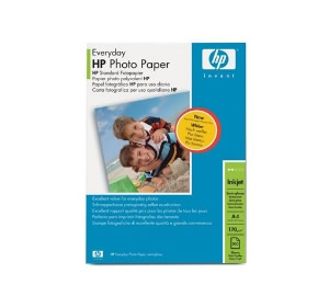 PAPEL HP SEMI-GLOSSY PREMIUM A4 100 HOJAS