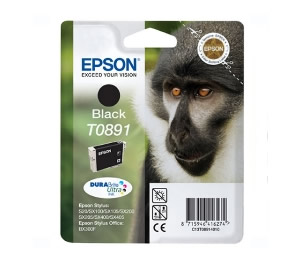 Cartucho De Tinta Epson Negro C13t08714020  Stylus Photo 1900