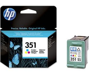Hp Cb337ee N 351 Color