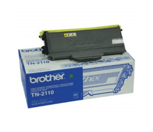 Ver TONER LASER BROTHER NEGRO TN2110 1500 PAGINAS HL-2150N HL-2170W MFC-7320 DCP-7030 DCP-7040 DCP-7045N