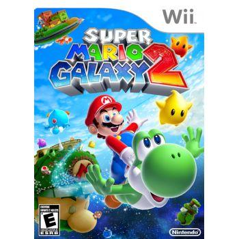 Nintendo Juego Wii Super Mario Galaxy 2