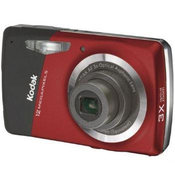 Camara Kodak M530 12mp 3x 27 Roja