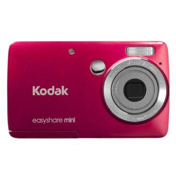 Camara Kodak Easyshare Mini 10mp 3x Roja