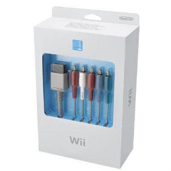 Nintendo Wii Cable Por Componentes