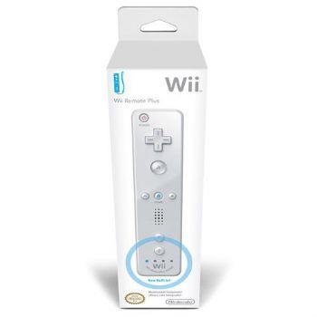 Nintendo Wii Remote Plus Blanco