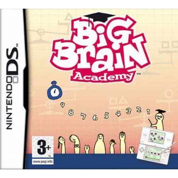 Nintendo Juego Wii Big Brain Academy