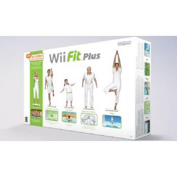Nintendo Wii Videojuego Wii Fit Plus