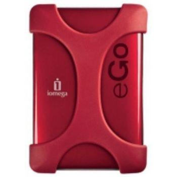 Dd Externo 500gb Iomega 2 5 Ego Rojo Usb 30