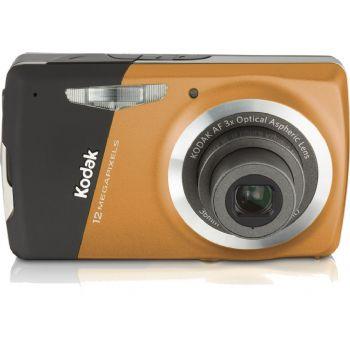 Camara Kodak M530 12mp 3x 27 Naranja