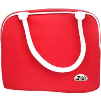 Bolsa Portatil 3go Netbook 101 Bolso Rojo Nylon