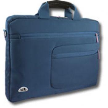 Bolsa Portatil 3go 154 Azul Nylon Fina