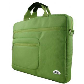 Bolsa Portatil 3go 154 Verde Nylon Fina