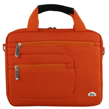 Bolsa Portatil 3go 154 Naranja Nylon Fina
