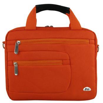 Bolsa Portatil 3go Netbook 10 Naranja Nylon Fina