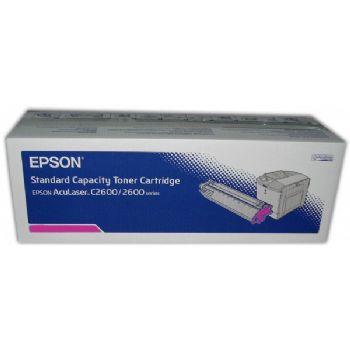 Ver TONER EPSON ACULASER C2600 MAGENTA 2000 PAG