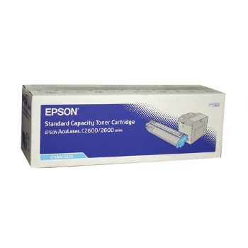 Toner Epson Aculaser C2600 Cian  2000 Pag