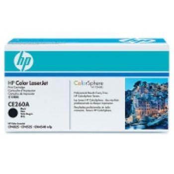 Ver TONER HP CE260A LJ CP4025