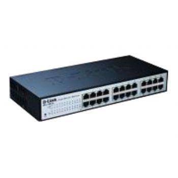 Switch D-link 24 Puertos 10