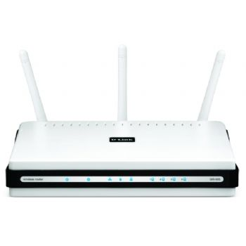 Wifi D-link Router 300 Mbps   4 P 10