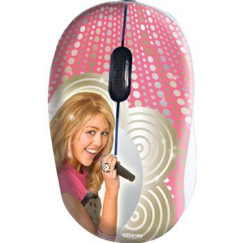 Raton Hannah Montana Mini Mouse Optico Usb