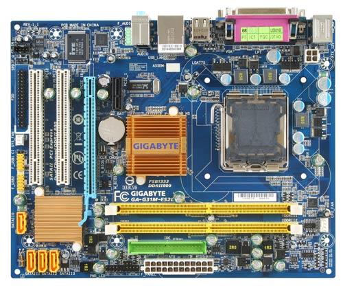 Pb 775 Gigabyte Ga-g31m-es2l Matx