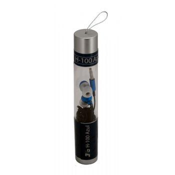 Auriculares Mp3 3go H-100b Azul Cobalto