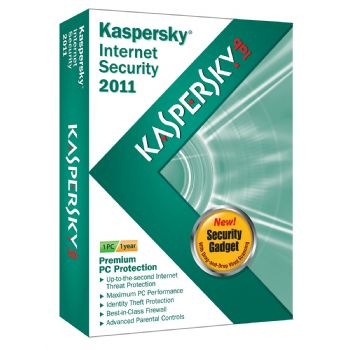 Antivirus Kaspersky Internet Security 2011 3l Ferr