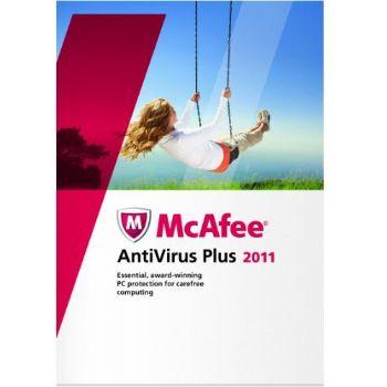 Antivirus Mcafee Plus 2011 3 Usuarios