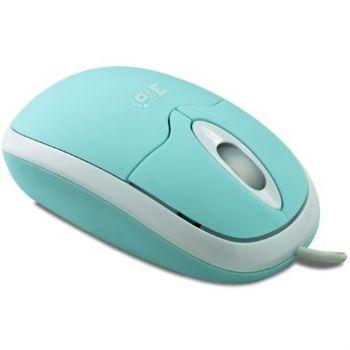 Raton 3go Beetle Usb Ps2 Azul