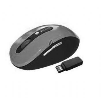 Raton 3go Wireless Speed Negro Usb