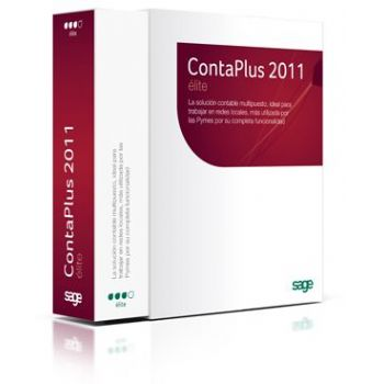 Sage Contaplus Elite 2011  Instalacion