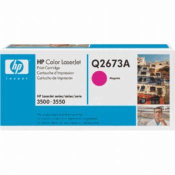Toner Hp Q2673a Lj 3500