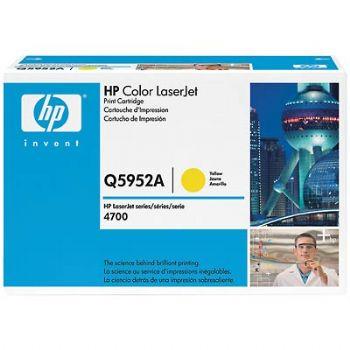 Ver TONER HP Q5952A LJ 4700 AMARILLO 10000 PAGINAS