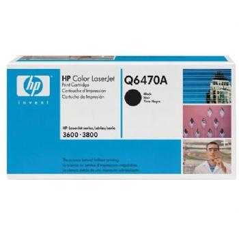 Toner Hp Q6470a Lj Col 3600
