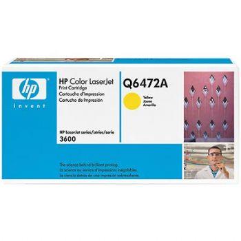 Toner Hp Q6472a Lj Col 3600
