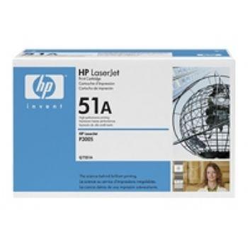 Ver TONER HP 51A Q7551A LJ P3005