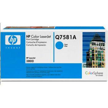 Ver TONER HP Q7581A LJ COL 3800