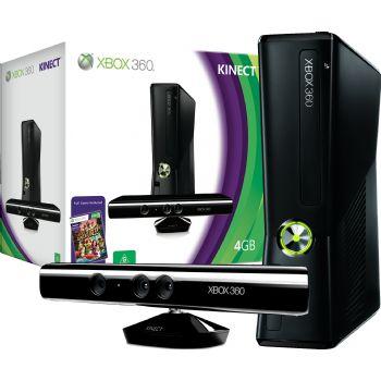 Consola Xbox 360 4gb   Kinect   Adventures