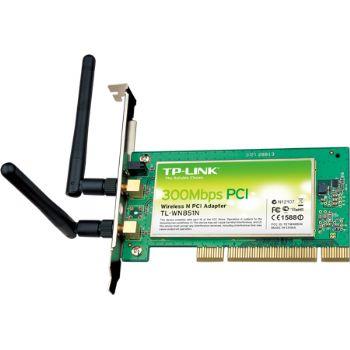 Wifi Tp-link Tarjeta Pci 300mbps