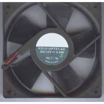 Ventilador Auxiliar 12x12cm Sleeve 3go