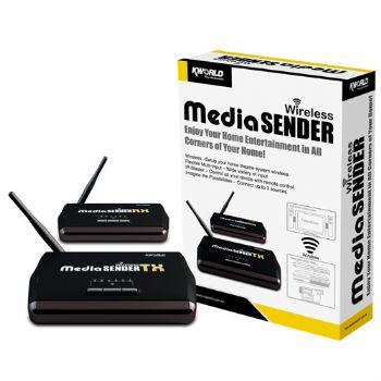 Sender Kworld Av  Sa260  Emisor Receptor