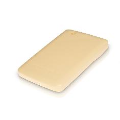 Caja Externa Hdd  De 25 Para Discos  Serial Ata  Usb 20 Amarillo Conceptronic