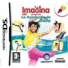 Juego Nintendo Ds - Imagina Ser Presenta La Academia De Baile