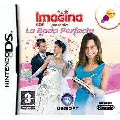 Juego Nintendo Ds - Imagina Ser Presenta Tu Boda Perfecta