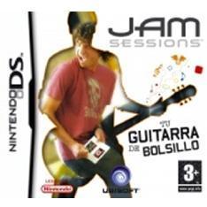 Juego Nintendo Ds - Jam Session Tu Guitarra De Bolsillo