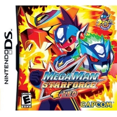 Juego Nintendo Ds - Mega Man Star Force Leo