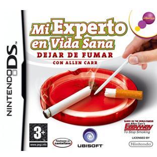Juego Nintendo Ds - Mi Experto En Vida Sana Deja De Fumar Con Alen Carr