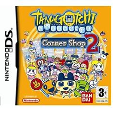 Juego Nintendo Ds -tamagotchi Corner Shop  2