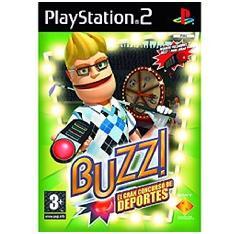 Juego Ps2 - Buzz El Gran Concurso De Deportes